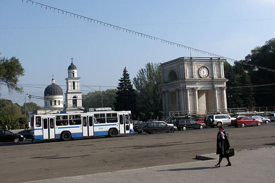 25 ноября в Молдове ожидается пасмурная погода, без осадков.