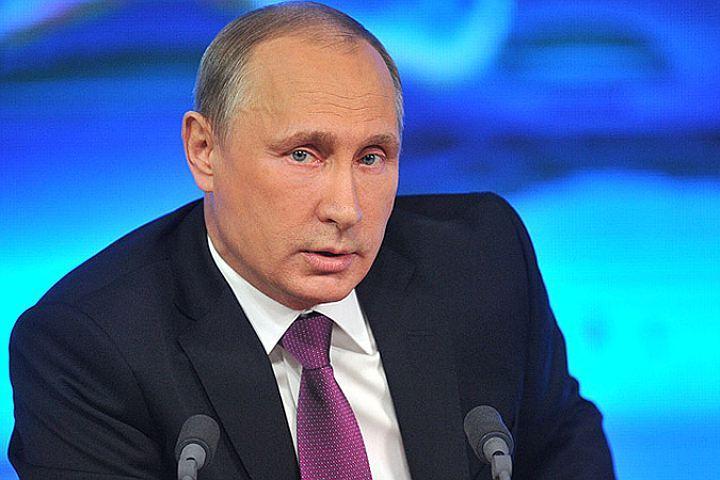 Большая пресс-конференция Владимира Путина состоится 22 декабря.