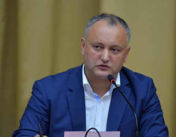 Избранный президент Молдавии приедет в столицуРФ счастным визитом