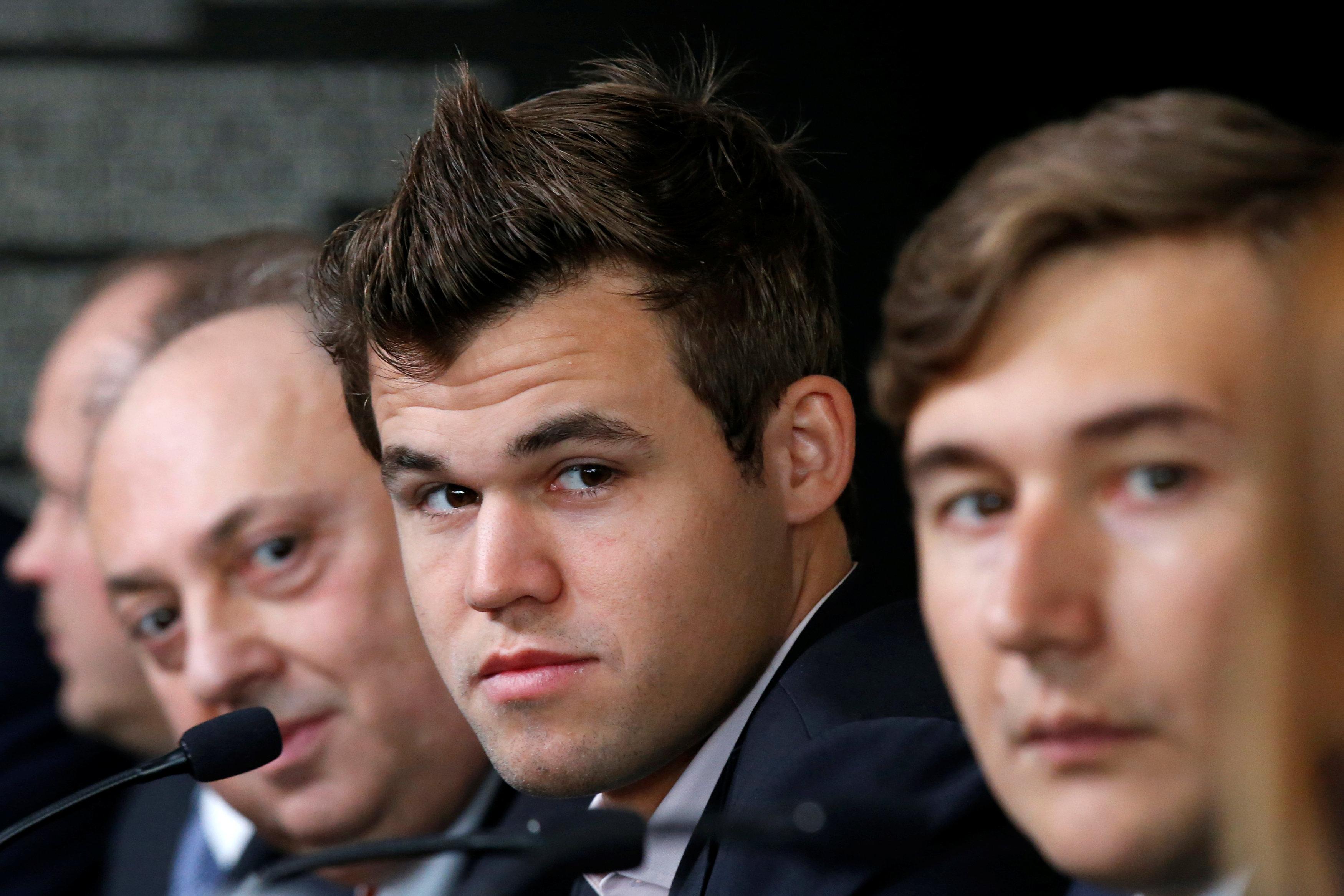 Судьба поединка решится в 12-й партии матча Карякин - Карлсен.