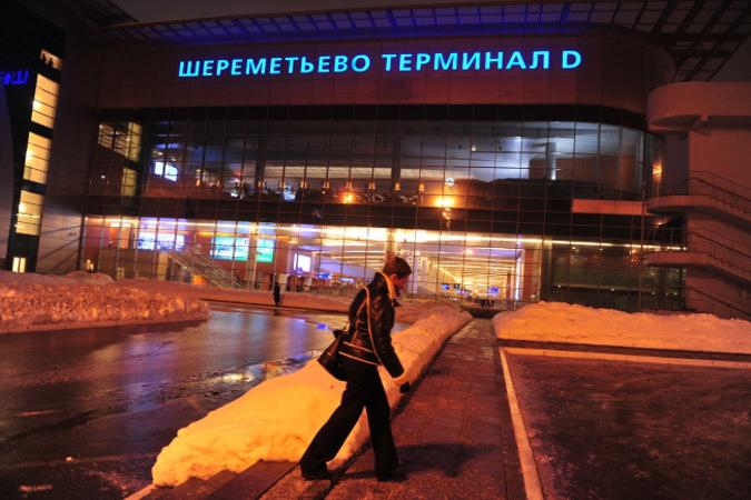 Компания отменила рейсы из Шереметьево