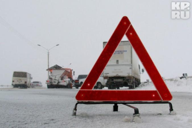 ДТП вРостовской области утром 28ноября закончилось смертельным исходом