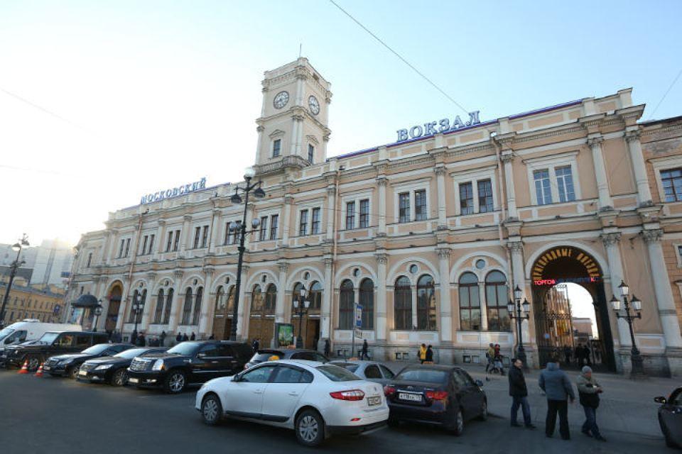В северной столице эвакуирован Московский вокзал