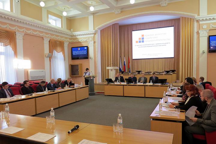 Бизнесмены и чиновники обсудили новый проект развития Хабаровска