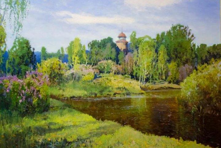 ВТвери откроют выставку работ воспитанников художника Глазунова