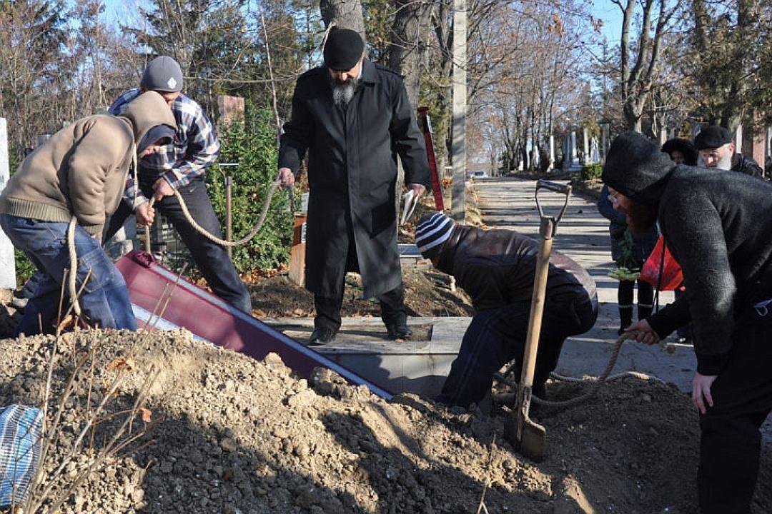 Диану похоронили во вторник.