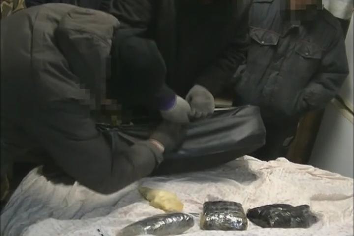 В Хабаровск не пустили почти 3 килограмма героина