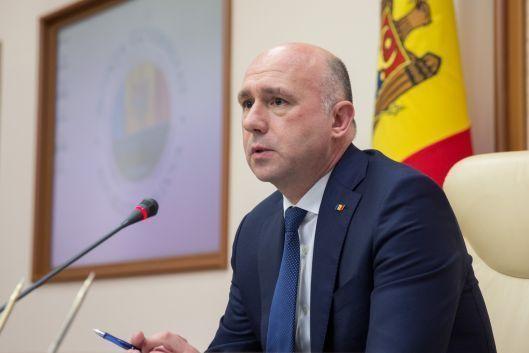 Павел Филип напомнил: Молдова - парламентская республика