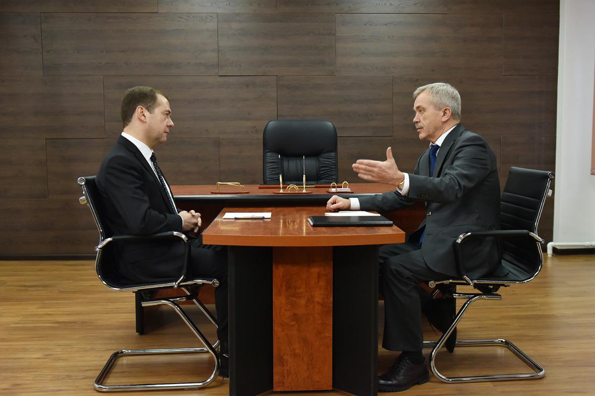 Фото: пресс-служба администрации губернатора и правительства Белгородской области