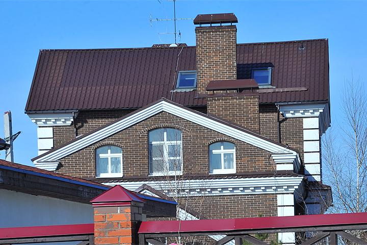 Дома в Подмосковье подорожали несущественно - на 2,8%, и в основном, за счет элитных объектов.