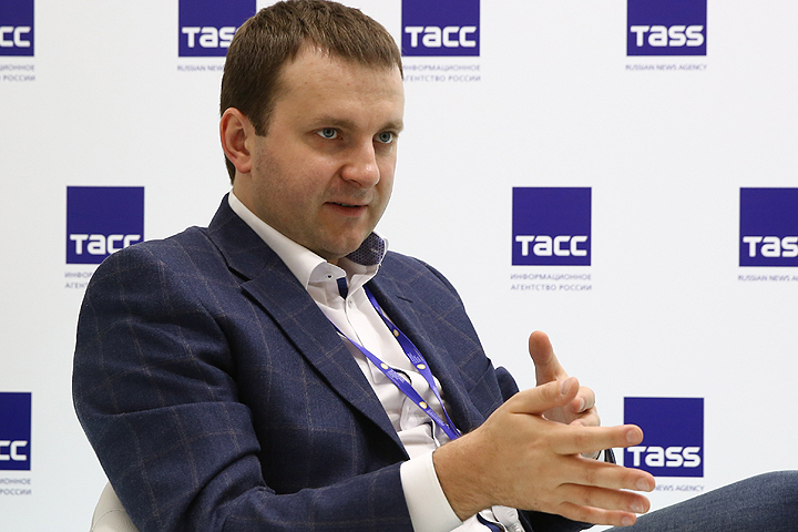 Назначение Максима Орешкина ускорит принятие решений вМинэкономики— Антон Силуанов