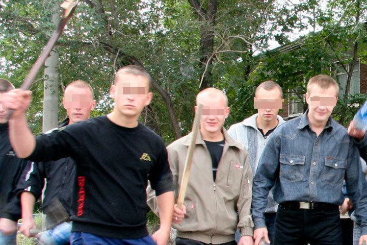 Группировка держит в страхе небольшой молдавский городок