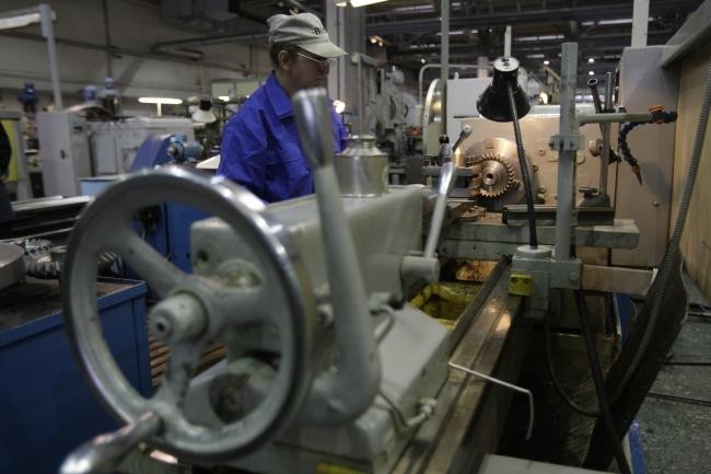 Вмагнитогорской токарной мастерской умер рабочий