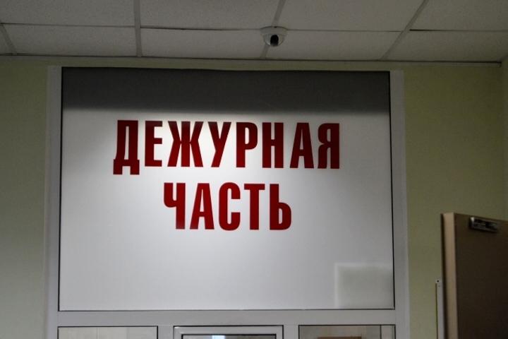 ВЛипецкой области нетрезвый мужчина избил табуреткой участкового