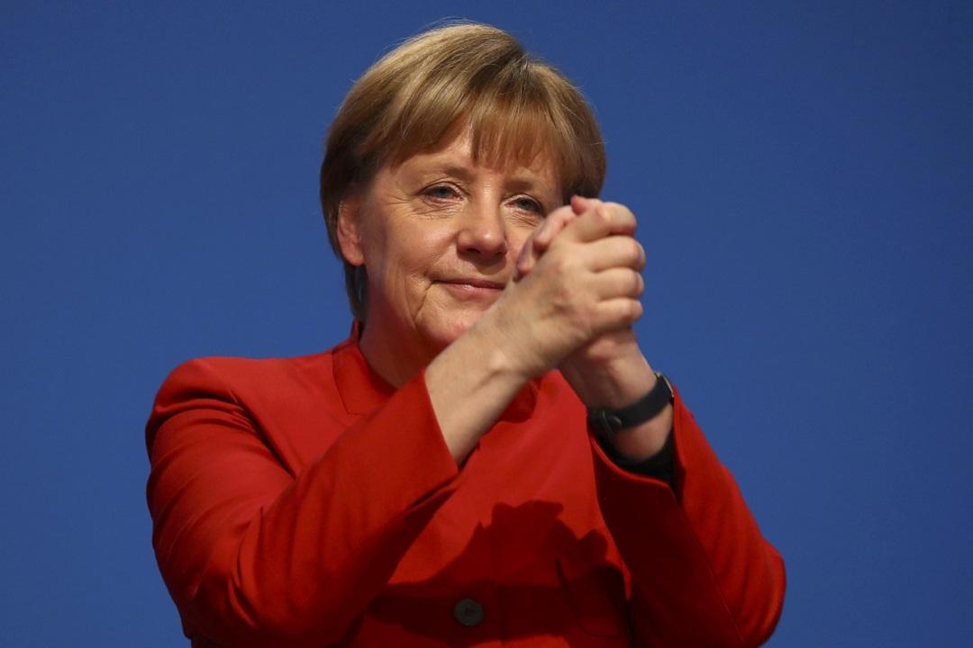 Ангела Меркель предлагает запретить вГермании паранджу