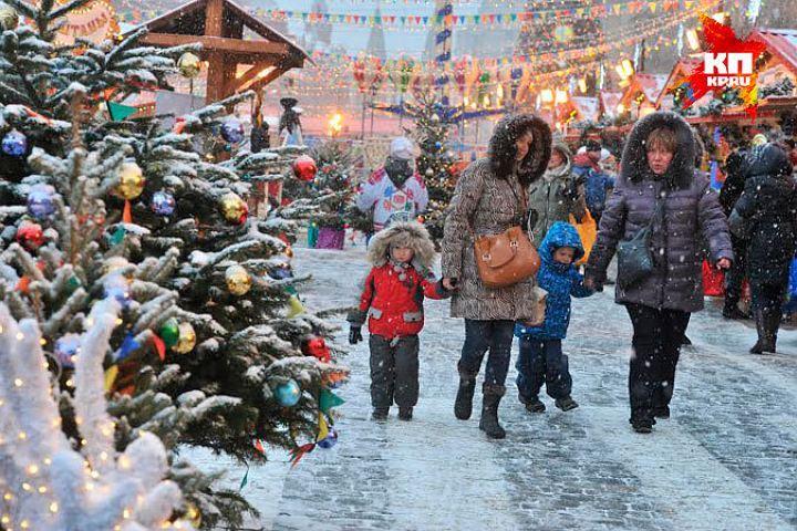 Новогодние каникулы вПриморье продлятся 9 дней