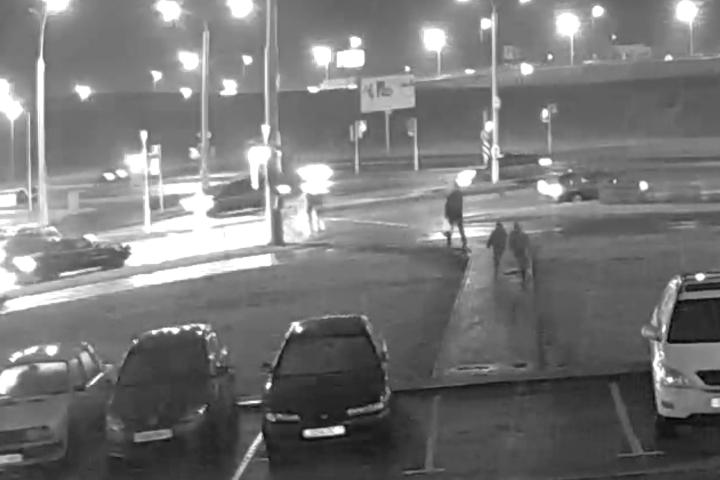 ВМинске шофёр сбил ребенка и исчез сместа трагедии — ГУВД