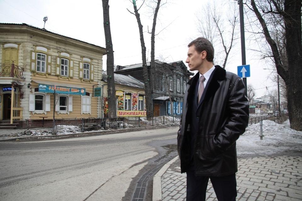 Антон Логашов стал министром экономразвития Иркутской области