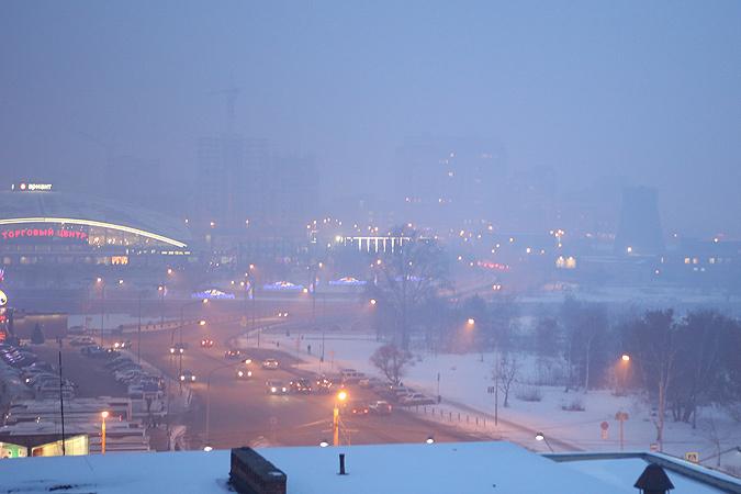 НМУ первой степени установились вЧелябинске