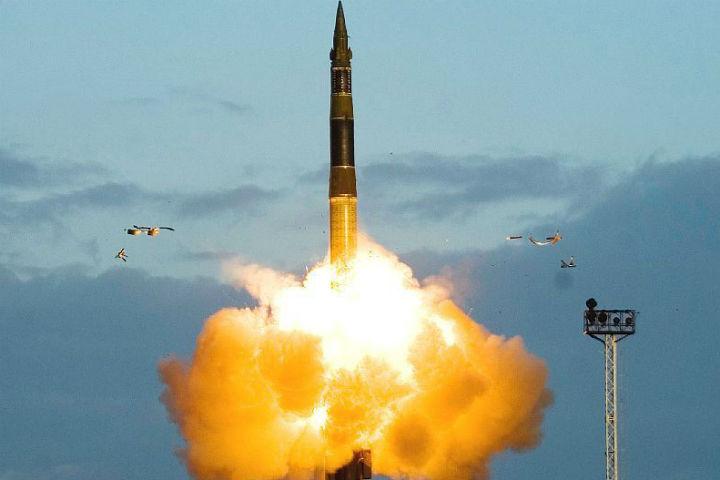 Ракетчики Йошкар-Олы получили навооружение комплексы «Ярс»