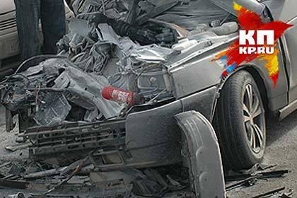 18-летний лихач наНиве устроил тройное ДТП наюге Волгограда