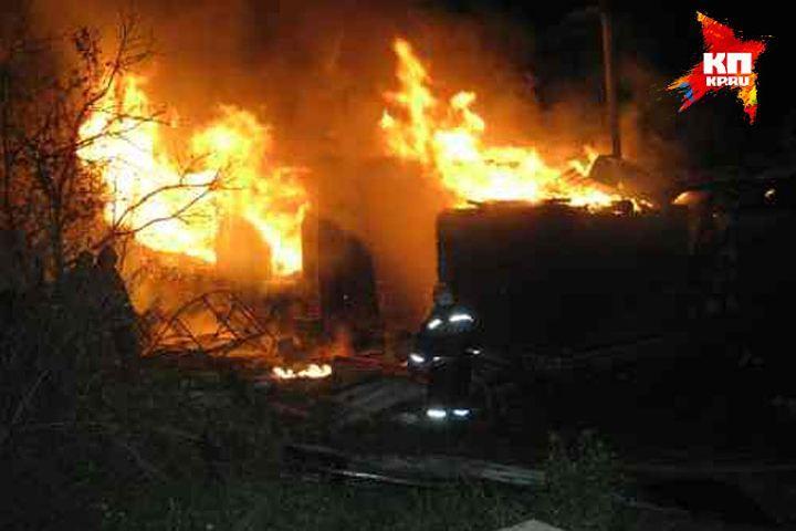 Засутки напожарах в Белоруссии погибли 5 человек— МЧС