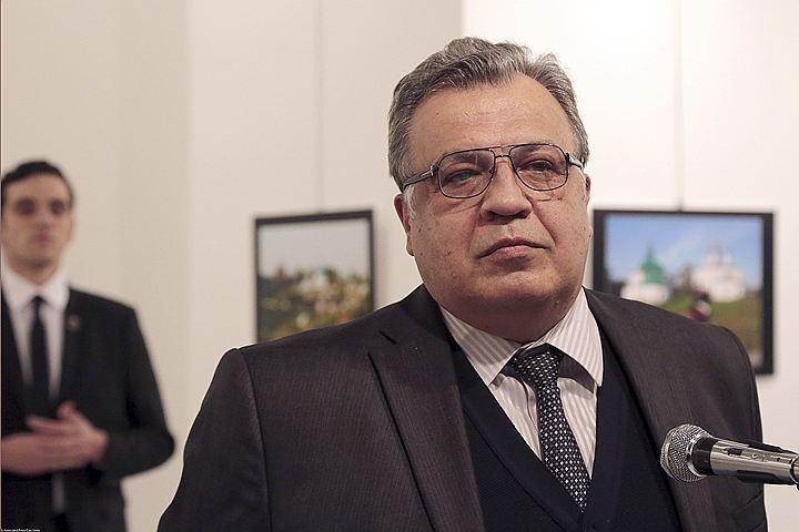 Песков поведал ореакции В.Путина наубийство русского посла
