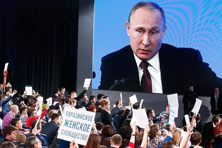 Владимир Путин выступил против «перекошенных стандартов» ювенальной юстиции