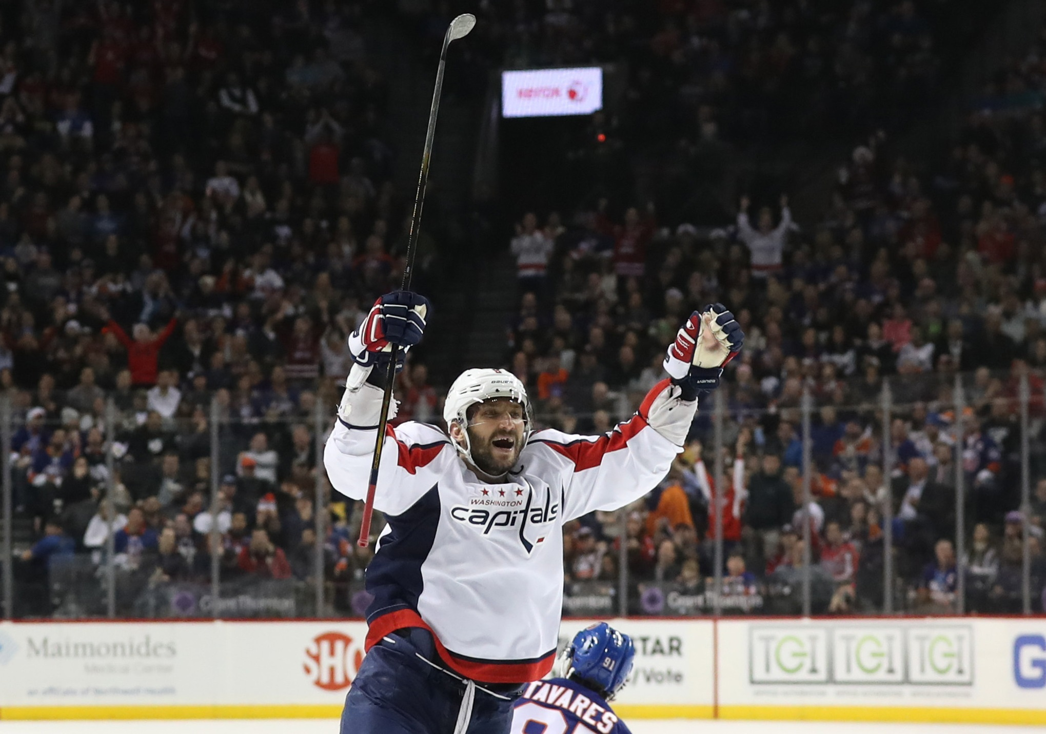 Овечкин вошел втоп-30 наилучших снайперов вистории НХЛ