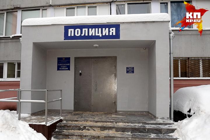 Житель Тверской области попался на воровстве