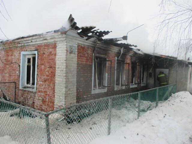 Вутреннем пожаре вУзловском районе погибла пенсионерка
