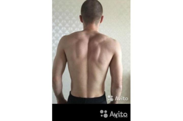 Вот эта спина оценивается в 4 миллиона (фото: avito)