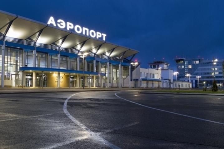В томском аэропорту вырос пассажиропоток. Фото: сайт Аэропорта Томска.