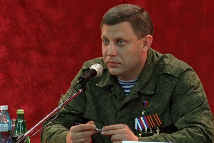 Руководитель ДНР гарантирует полную безопасность для Савченко вДонецке