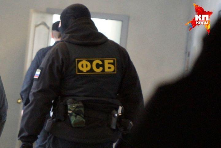 СМИ проинформировали обобысках ФСБ вУМВД поЕкатеринбургу