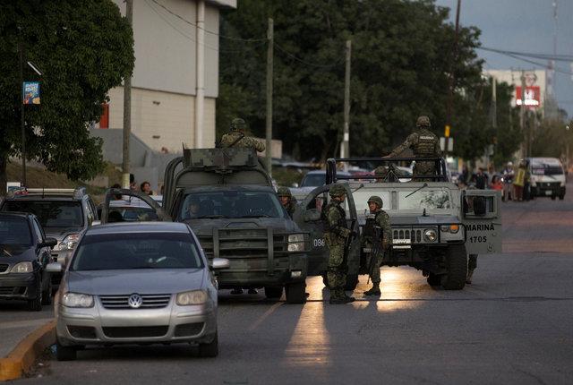 ВКанкуне неизвестные обстреляли прокуратуру иотделение милиции, есть погибшие