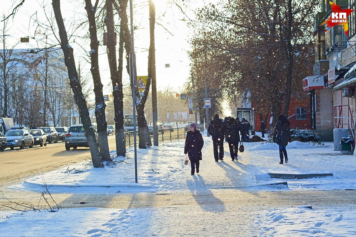 Ночью вБашкирии похолодает до-32°С