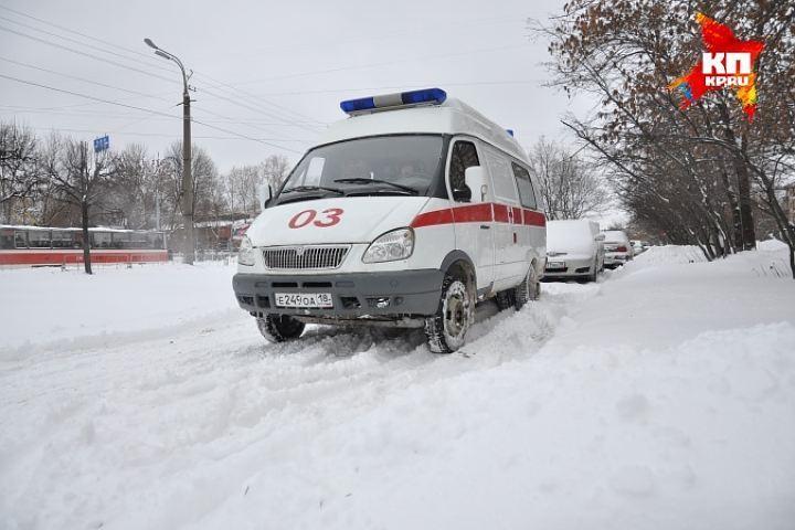 ВДуме отвергли предложение разрешить скорым таранить автомобили