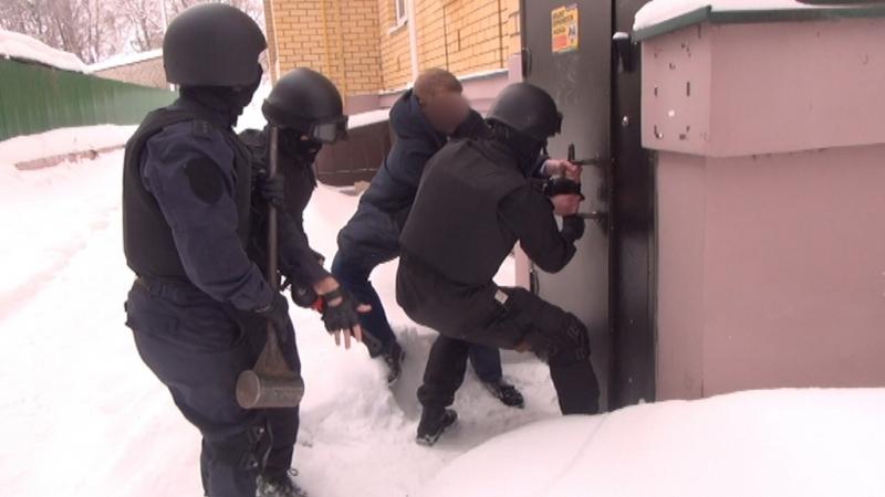 Спецоперация в Костроме