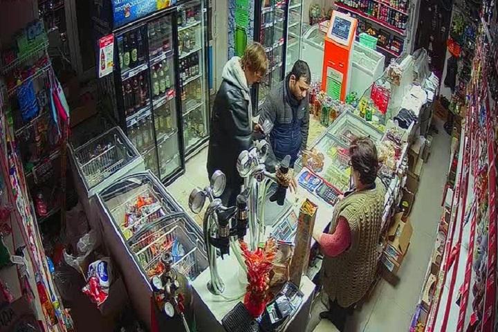 НаСтаврополье камеры зафиксировали подозреваемого вубийстве