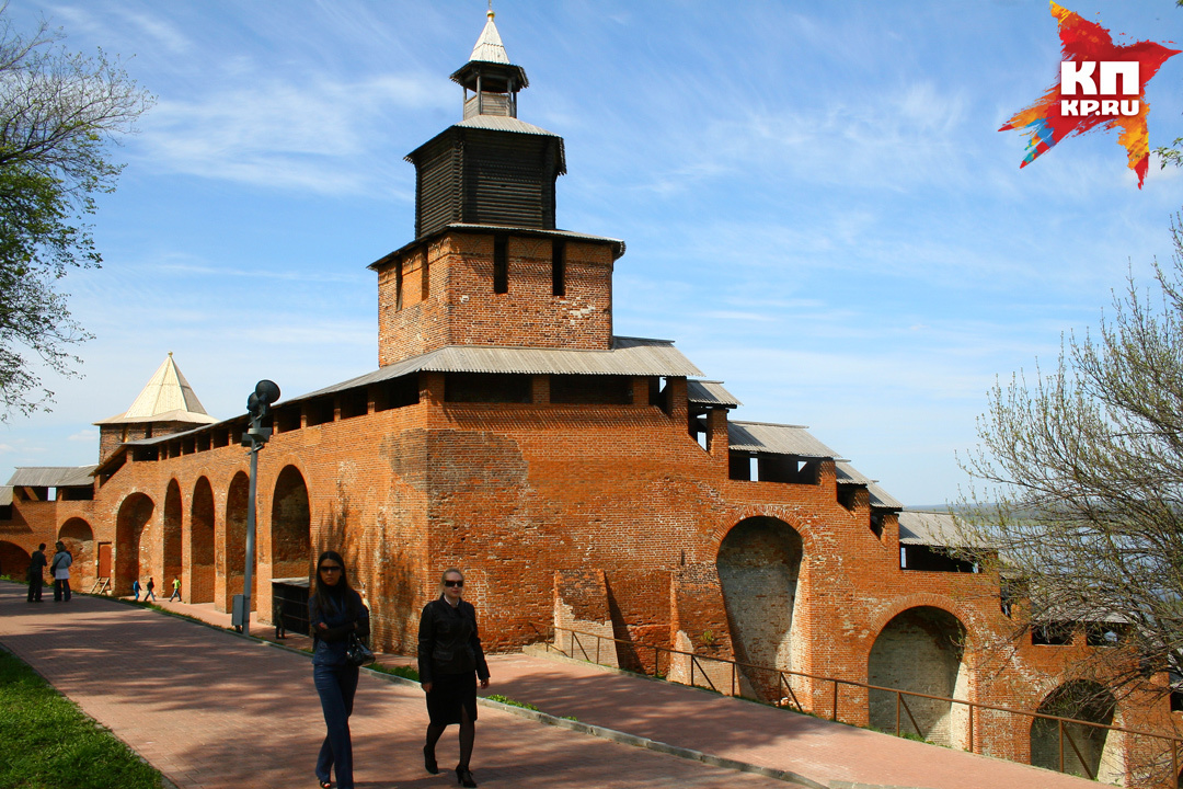 «Весь Кремль пройдет ревизию кпразднованию 800-летия Нижнего Новгорода»,— Сергей Горин