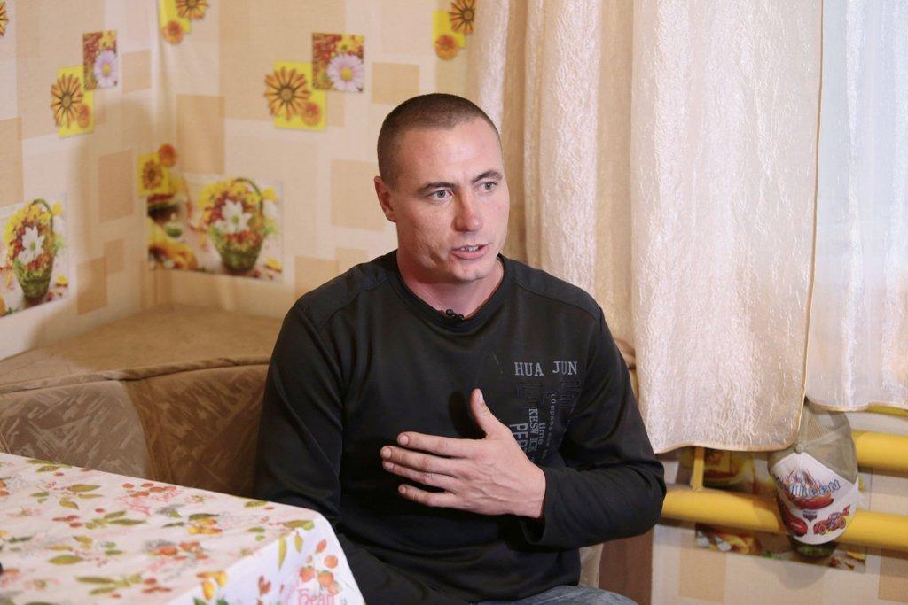 Александр Григорьев: «Я защищал свою семью!» Фото: Илья Бархатов.
