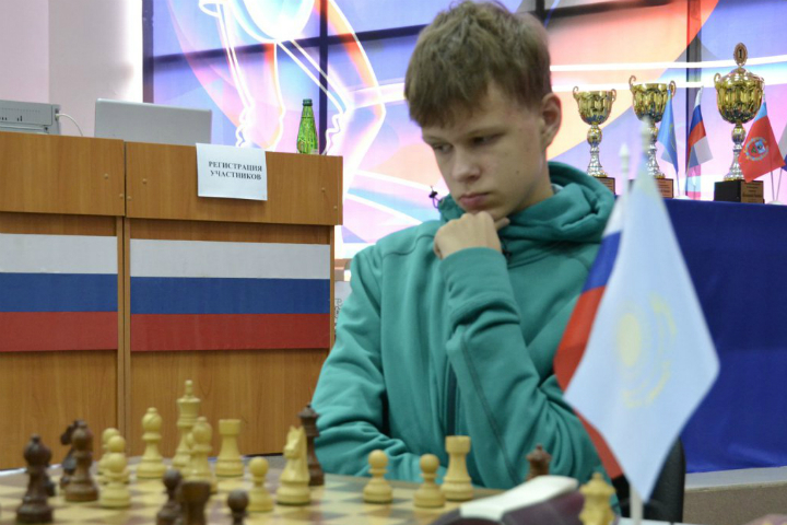 Омский гроссмейстер Владислав Артемьев стал вице-чемпионом Moscow Open