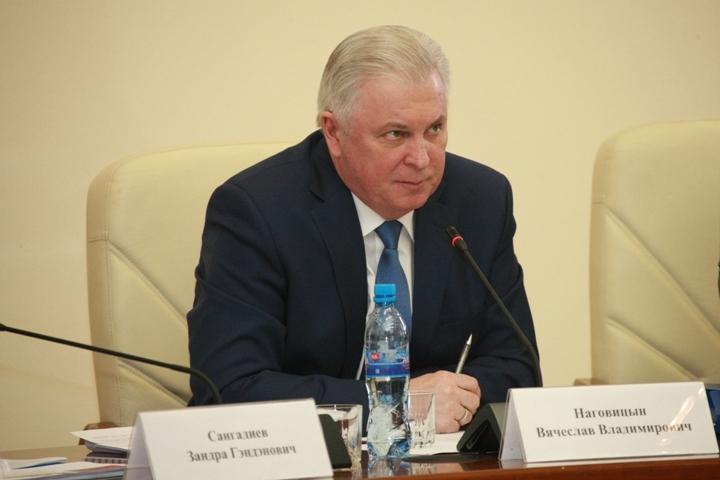 Руководитель Бурятии Вячеслав Наговицын преждевременно ушел вотставку