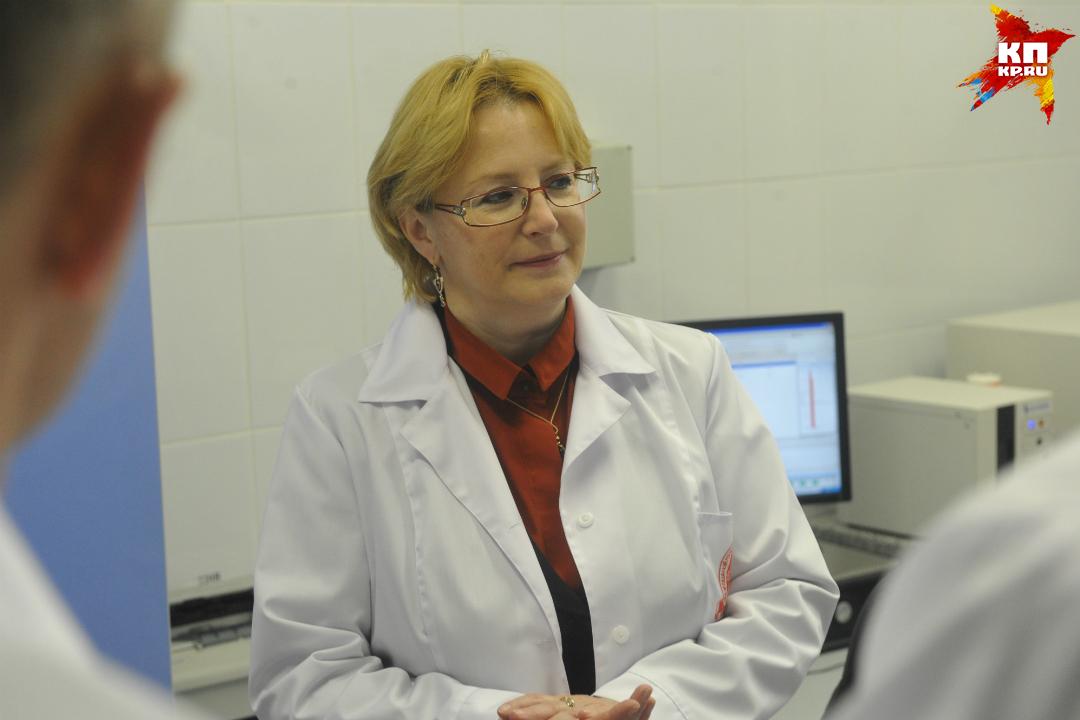 ВКиров приедет министр здравоохраненияРФ Вероника Скворцова