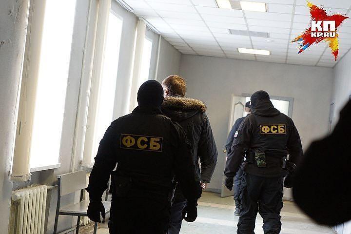Подполковник ГУСБ схвачен позасекреченному вПетербурге делу при переходе границы