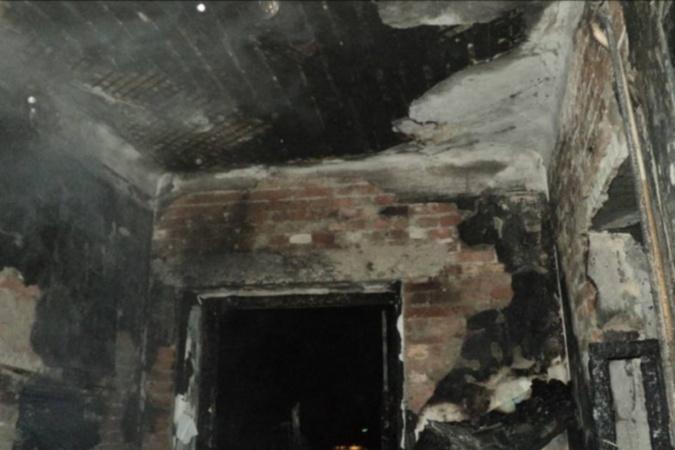 ВТатарстане впожаре умер мужчина