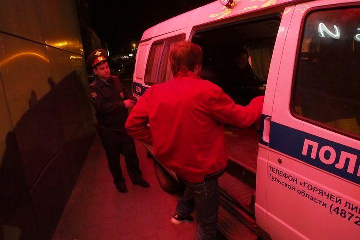 ВЩекинском районе задержали мужчину, пытавшегося угнать автомобиль