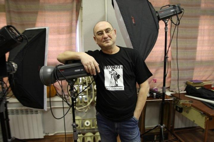 Скончался известный рязанский фотограф Владимир Кованов