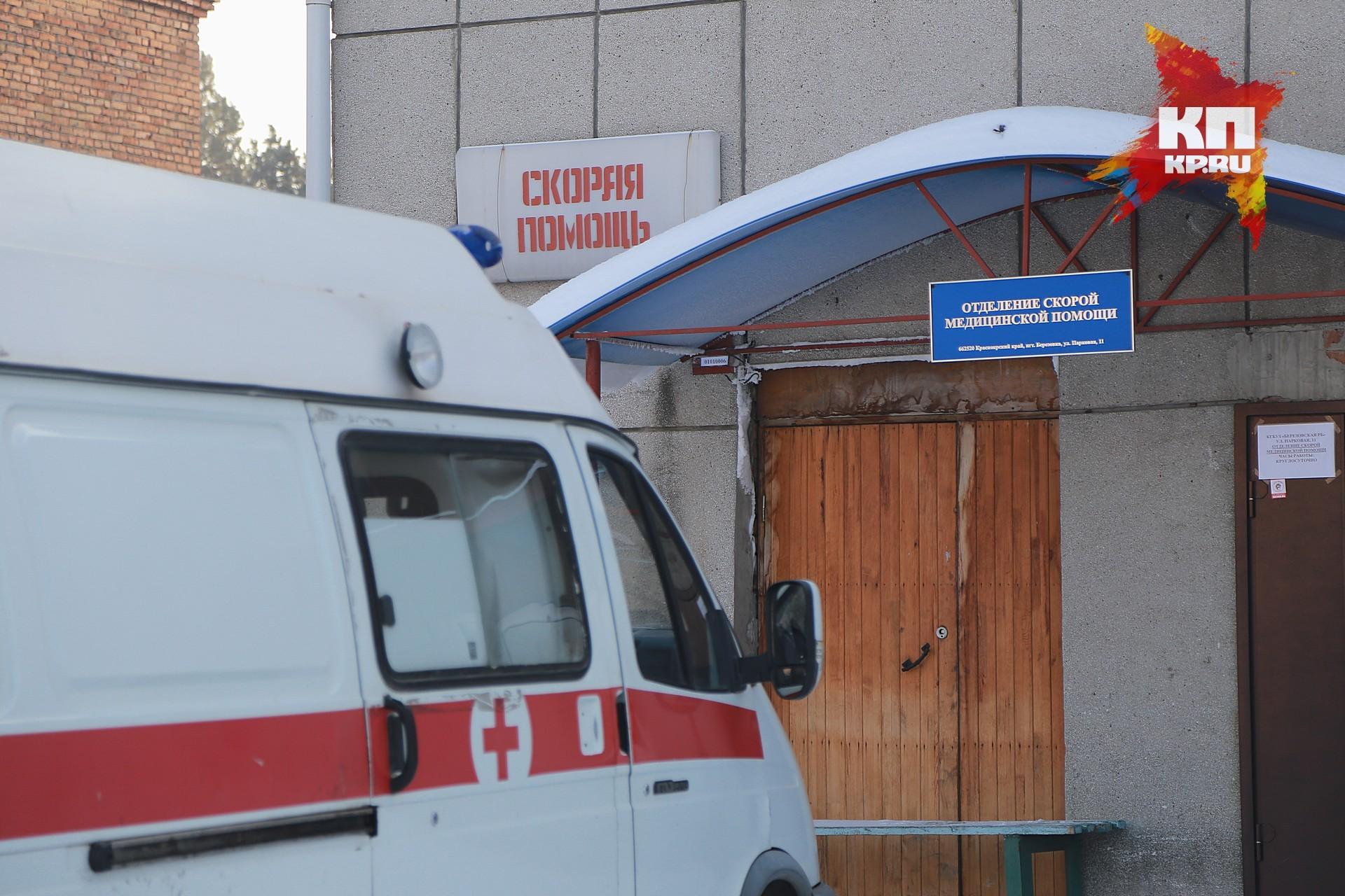 Больной клиники выпал изокна 12 этажа ивыжил